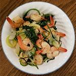 shrimp-florentine